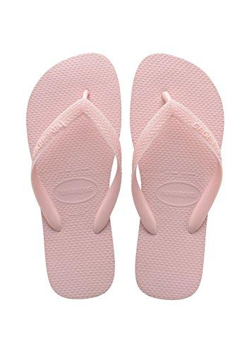 Havaianas Top, Infradito Unisex Adulto, Rosa (Pearl Pink 6615), 39/40 EU