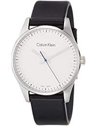 Amazon.es  Calvin Klein - Blanco   Hombre  Relojes d0d76534c2eb