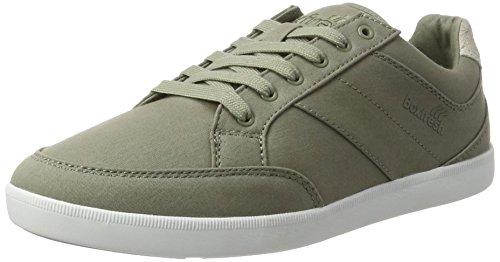 Boxfresh Herren Creeland Sh Gdye/SDE Ver Grn/Off WHT Sneaker