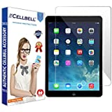 CELLBELL Tempered Glass Screen Protector For Apple iPad Pro (9.7) and Compatible with iPad AIR