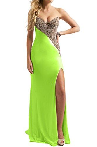 Missdressy - Robe - Crayon - Femme Vert - Vert
