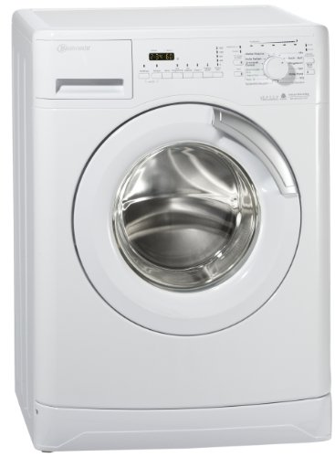 BAUKNECHT WA SENS XXL 814 - LAVADORA (INDEPENDIENTE  COLOR BLANCO  FRENTE  8 KG  1400 RPM  A)