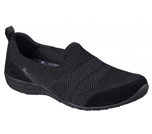 Damen Skechers schwarz UNITY-MOONSHADOW 23054/BLK schwarz Größe 36 bis 41, Damen Größen:38;Farben:schwarz