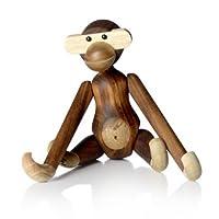 Kay Bojesen wooden figurine, brown, 7 cmx 7cm