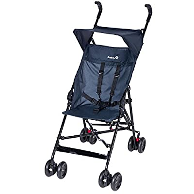 Safety 1st Peps Plus Canopy Buggy, Full Blue  besrey