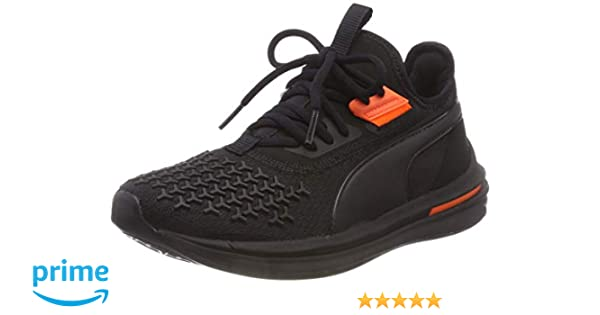 729196f2b8b Puma Unisex s Ignite Limitless SR-71 Unrest Black Running Shoes-10 UK India  (44.5 EU) (19113401)  Buy Online at Low Prices in India - Amazon.in