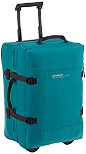 Bensimon Valise Small Roller Case 53 cm 35 liters Turquoise (Turquoise 505) F19145C52114