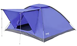 Lichfield Navaho Dome Tent, Atlantic Blue, 4