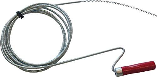 Preisvergleich Produktbild Rohrreinigungsspirale ROHR-REINIG-SPIRALE 5M/5MM 70492