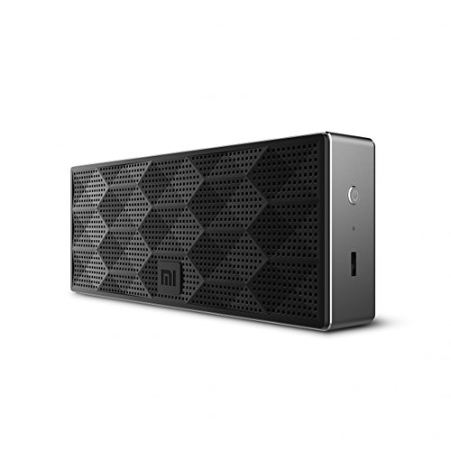Xiaomi Mi Bluetooth Speaker Portable Wireless Mini Square Box Speaker For IPhone And Android Phones(Black)