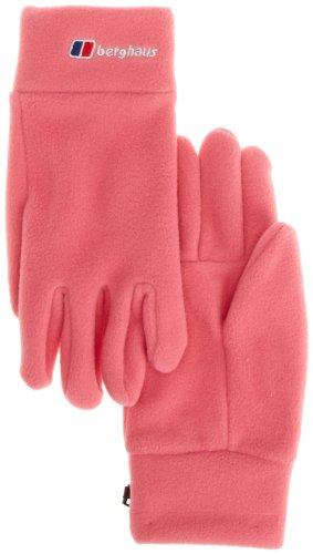 Berghaus Kids Spectrum, warme Fleece-Handschuhe - Pink 9-10 Jahre