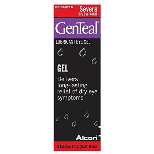 Genteal Severe Dry Eye Relief Gel, 0.34 Ounce by Genteal