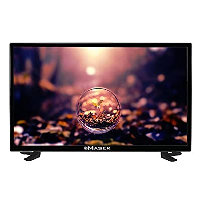 Maser 61 cm (24 inches) 24MS4000A HD Ready LED TV (Black)