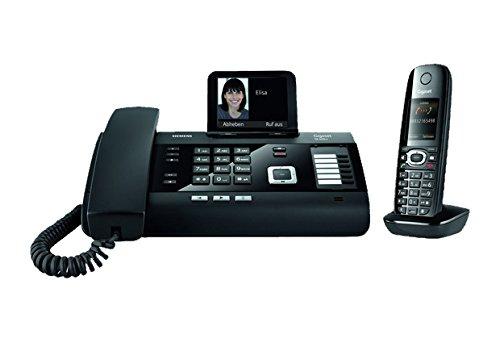 Siemens Gigaset DL500A Schnurgebundenes Komfort-Telefon mit C59H Mobilteil