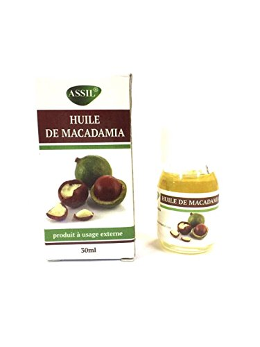 Aceite de mecadamia producto Cosmetique 30ml