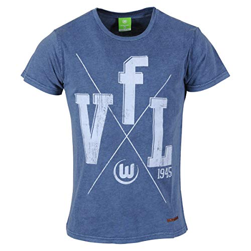 VfL Wolfsburg 'Oficial Camiseta VFL 1945en Used