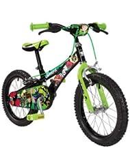 Motif Ben 10pour enfant pour vélo–Multicolore, 35,6cm