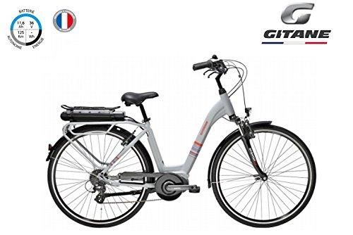 Elektrofahrrad Gitane Icon Altus Shimano Steps Grau Matt ylg998