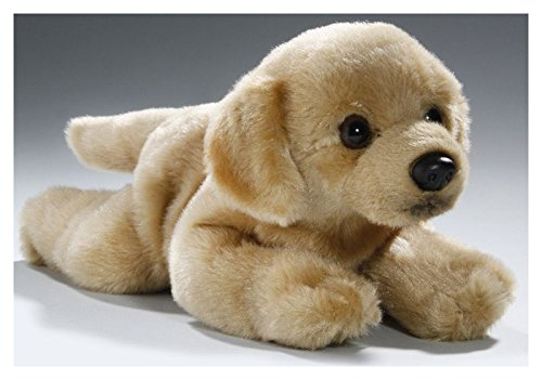 Peluche - Perro Labrador Retriever (felpa, 20cm) [Juguete]