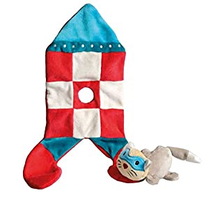 Egmont Toys- Doudou, Multicolor (E120281)