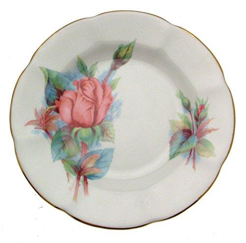 Wheatcroft roses Royal Standard Roslyn 15,9cm Rendezvous Platte Wheatcroft Rosen