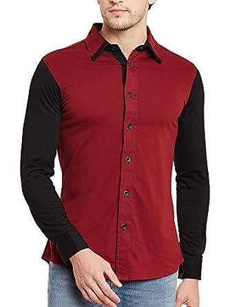 GRITSTONES Men's Casual Shirt