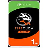 "Seagate 1TB Firecuda (Solid State Hybrid) SATA 6GB/s 64MB Cache 3.5"" Internal Bare Drive ST1000DX002"