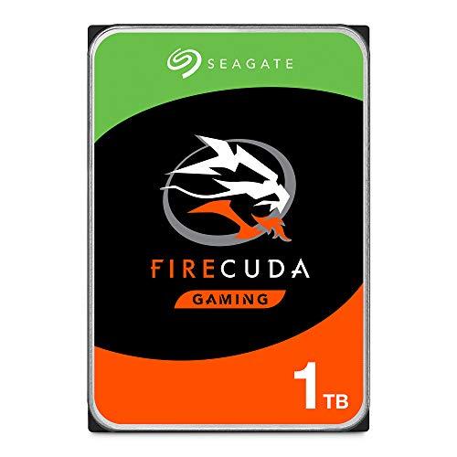 Seagate FireCuda - Disco interno Híbrido SSHD 1 TB