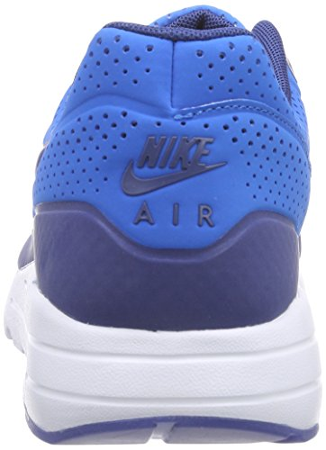 Nike Air Max 1 Ultra Moire, Running Entrainement Homme Blu (photo blue/insignia blue-white)