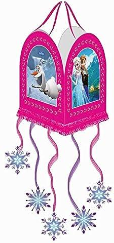 PINATA anniversaire fille REINE DES NEIGES Frozen /
