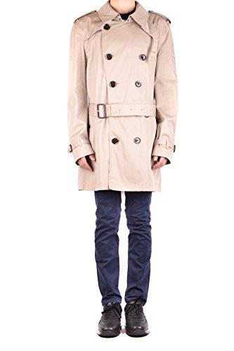 Burberry Homme Mcbi056307o Beige Coton Trench Coat d'occasion  Livré partout en Belgique