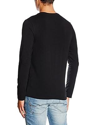 New Look Men's V-Neck T-Shirt