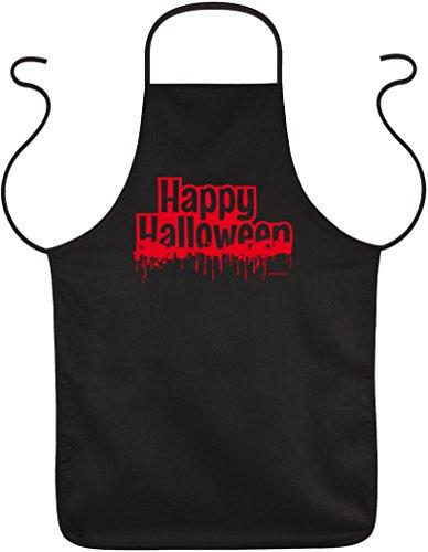 ze für Halloween - Happy Halloween - Gruseliger Kittel ()