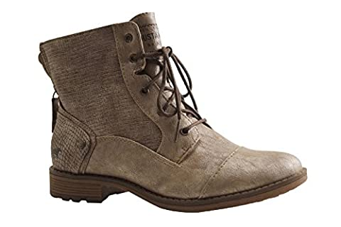 Low Boots Zip Arriere - MUSTANG SHOES - 1265 503 - BOOTS