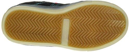 Beppi Casual 2150971, Chaussures de sport garçon Noir (Black)