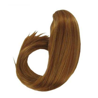 folmech fancy clip 45cm synthetiques blond cuivre