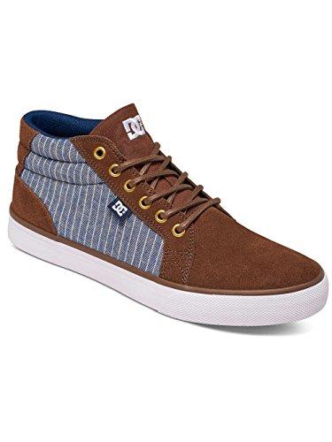 Herren Sneaker DC Council Mid SE Sneakers brown/blue/brown