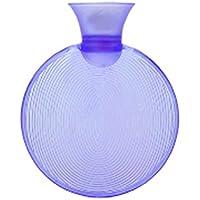 Warm Einfach 0.75 L Warmwasser-Flasche Sicher Wasser-gefüllt, Warmwasser-Flasche (Runde, Lila) preisvergleich bei billige-tabletten.eu