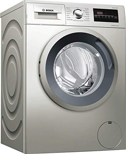 Bosch WAN282VX Serie 4 Waschmaschine Frontlader/ A+++/ 157 kWh/Jahr/ 1400 UpM/ 7 kg-Inox/ VarioPerfect