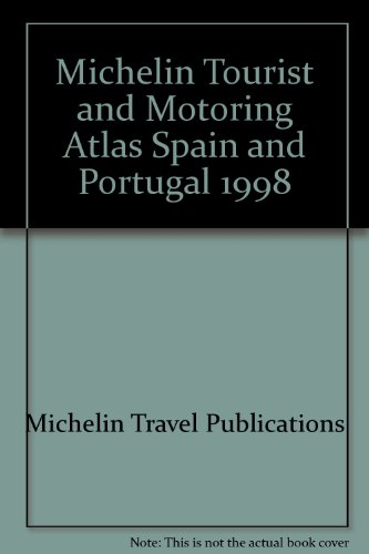 Tourist and motoring atlas: Spain & Portugual
