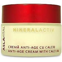 ASLAVITAL MINERALACTIV, Anti-Age Cream With Calcium 45+ by ASLAVITAL MINERALACTIV