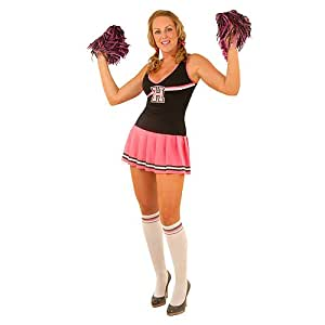 sexy cheerleader kost m mittel sexy cheerleader costume medium drogerie. Black Bedroom Furniture Sets. Home Design Ideas