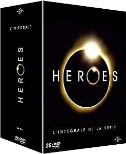 Coffret Intégrale Heroes