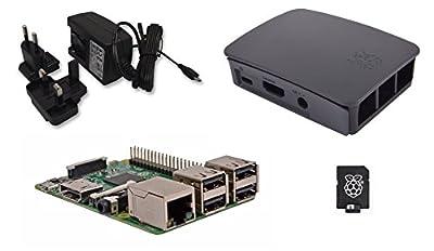 Raspberry Pi 3 Official Desktop Starter Kit by Raspberry Pi