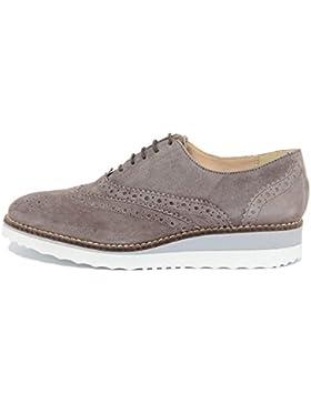 ARNALDO TOSCANI - DONNA - scarpa stringata in pelle - 2110608_CAM_FRASSINO_TS