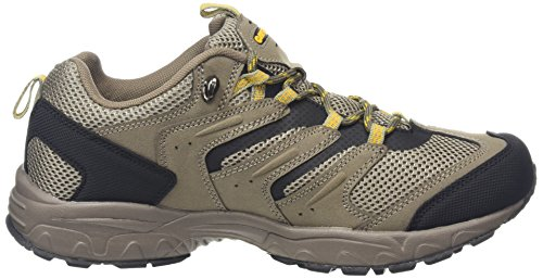 Hi-Tec Acacia Ii, Scarpe Sportive Outdoor Uomo Beige (Taupe/Black/Light Gold 041)