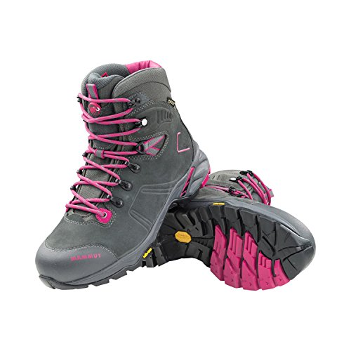 Mammut Nova Tour High GTX Women Backpacking/Hiking Footwear (High) MARRON