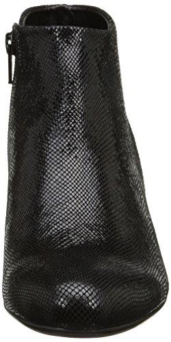 Gabor 35-660-67, Bottines femme Noir (Schwarz)