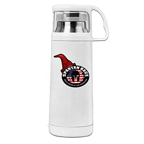 Mensuk Spartan Race Happy Halloween Stainless Steel Mug / 350mL Coffee Thermos & Vacuum Flask Water Bottle