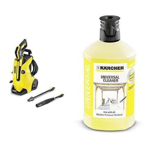 Kärcher K4 FC - Hidrolimpiadora + 6.295-755.0 accesorio de limpieza a presión - accesorios de limpieza...